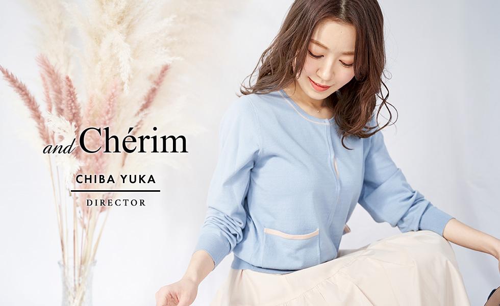 千葉由佳 and_cherim