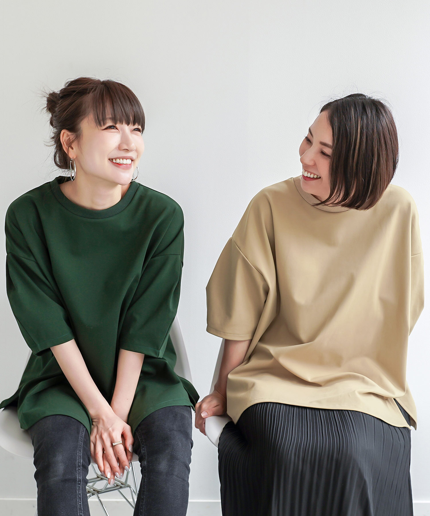 Tシャツ カットソー softcool