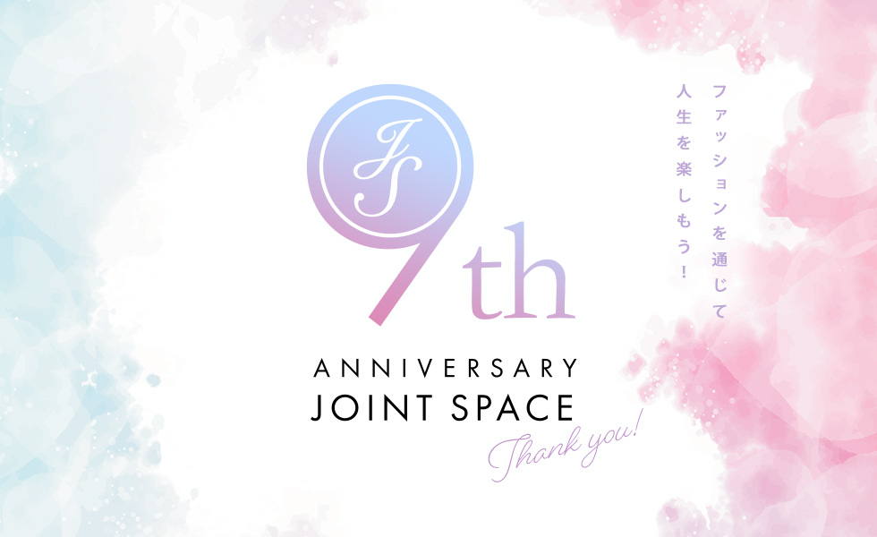 Joint Space 9th anniversary