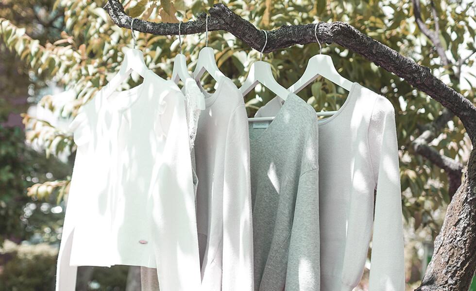 ファッションにおけるサステナブルな服