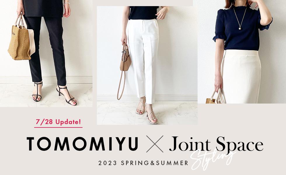 tomomiyu0920 Joint Spaceタイアップ