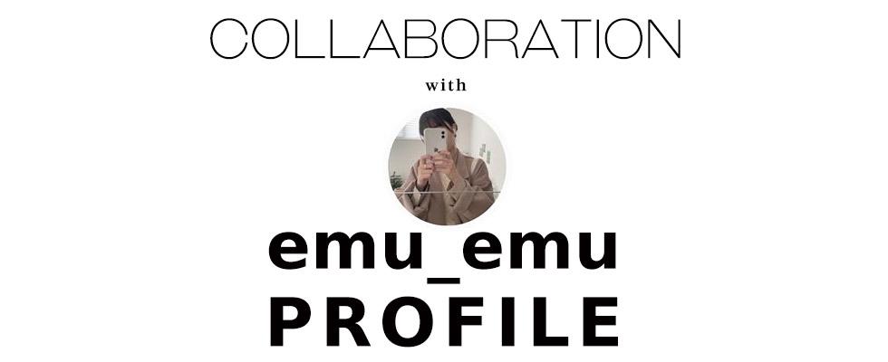 emuemuプロフィール