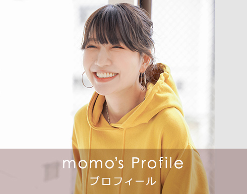 jsxmomo_yokko momo プロフィール