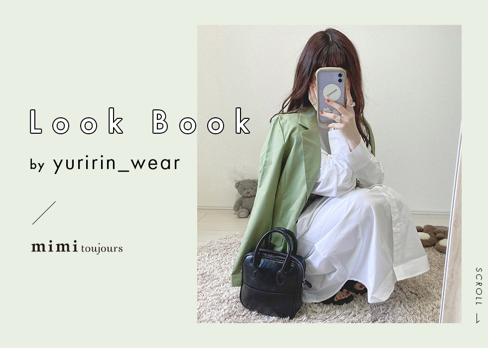 yuririn_wear Joint Spaceタイアップ